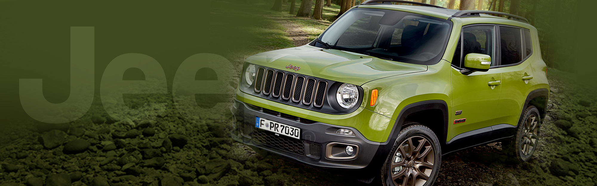 Autohaus Neumann - Jeep Renegade 75thVersion