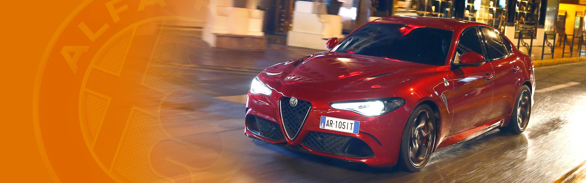 Autohaus Neumann - Alfa Romeo Giulia Quadrifoglio