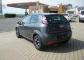 Fiat Punto Lounge grau Ansicht hinten links