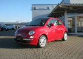 Fiat 500 Pasodoble Rot