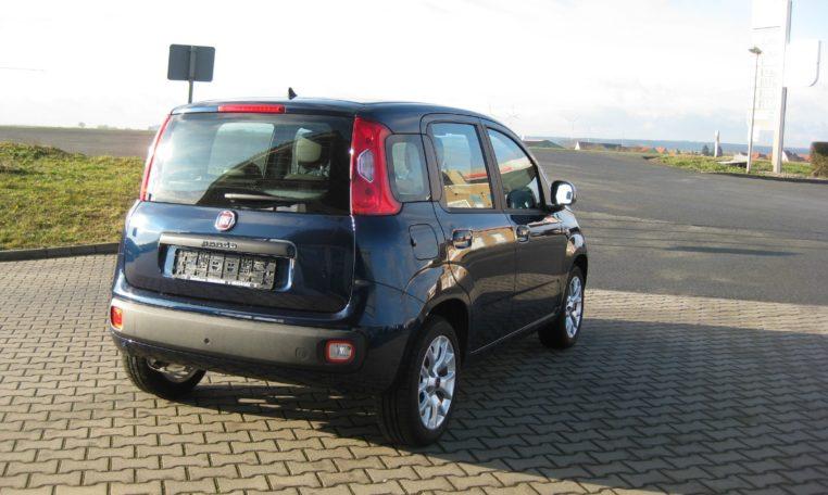 Fiat Panda Lounge blau