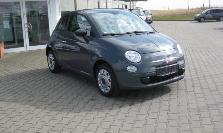 Fiat 500 Carrara Grau 2