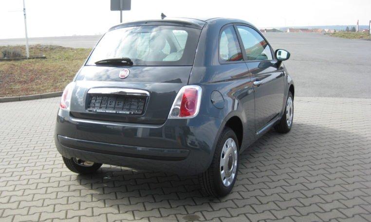 Fiat 500 Carrara Grau 3