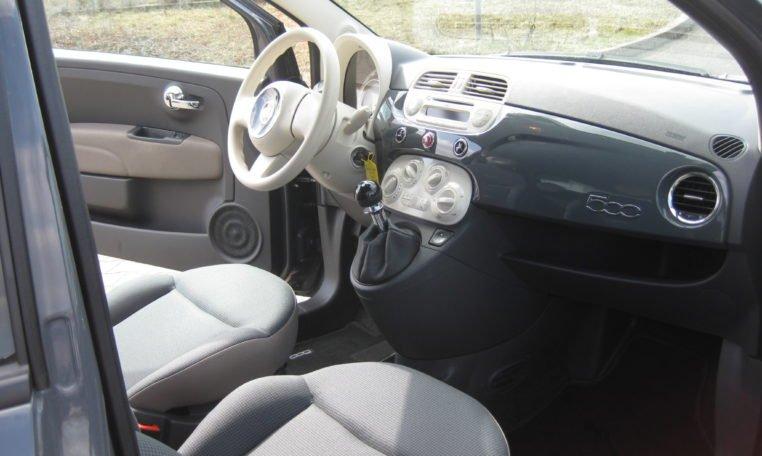 Fiat 500 Carrara Grau 6