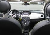 Fiat 500C Gelato Weiß Schwarz 7