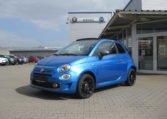 Fiat 500C Italia Blau Metallic
