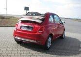 Fiat 500C Passione Rot Elfenbein 3