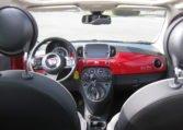 Fiat 500C Passione Rot Elfenbein 7