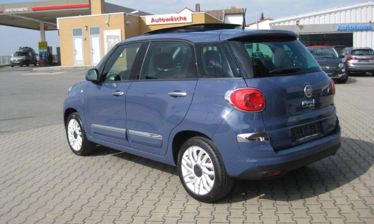Fiat 500L Vfw Bellagio Blau 4
