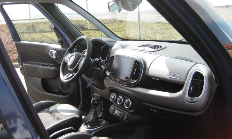 Fiat 500L Vfw Bellagio Blau 7