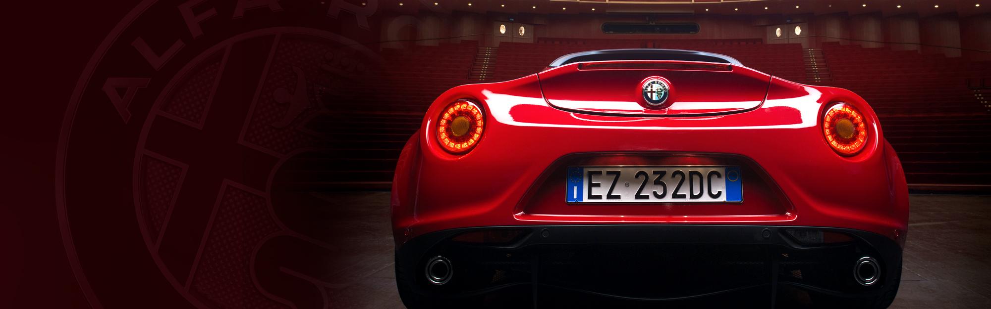 Autohaus Neumann - Alfa Romeo 4C Teatro