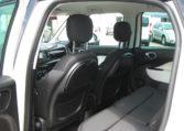 Fiat 500L Trekking weiß Ansicht Fond
