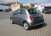 Fiat 500 Pompei Grau Met 4