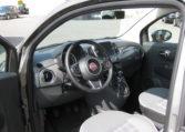 Fiat 500 Pompei Grau Met 5