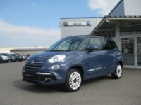 Fiat 500L Vfw Bellagio Blau 1