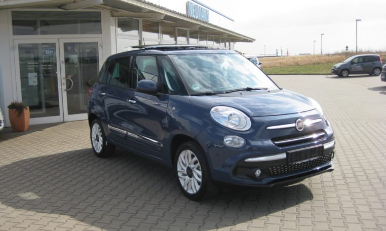 Fiat 500L Vfw Bellagio Blau 2