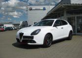 Alfa Giulietta Sport weiß Vfw 1