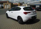 Alfa Giulietta Sport weiß Vfw 4