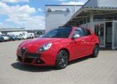 Alfa Giulietta Turismo Rot Sander 1