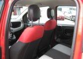 Fiat Panda Lounge rot Automatik 5
