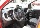 Fiat Panda Lounge rot Automatik 6