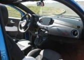 Fiat 500C Sport Italia Blau 6
