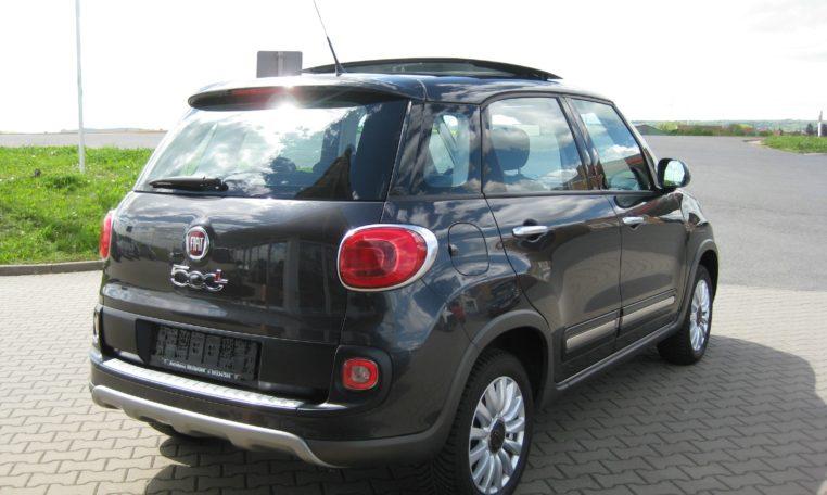 Fiat 500L Trekking Moda Grau 3