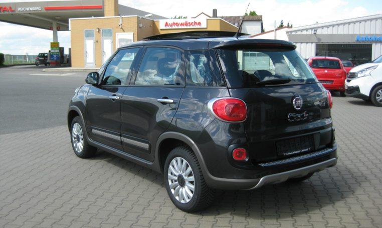 Fiat 500L Trekking Moda Grau 4