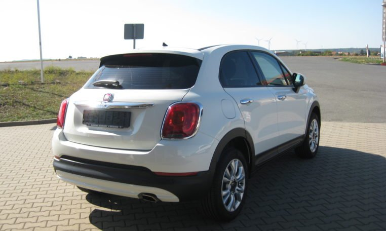 Fiat 500X Pop Star weiß 3