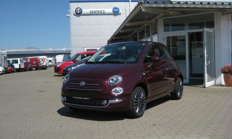 Fiat 500 neu Vfw Bordeaux 1