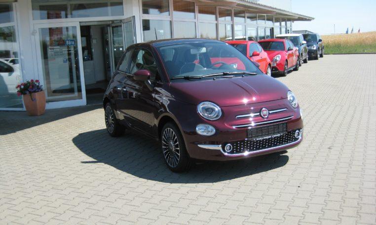 Fiat 500 neu Vfw Bordeaux 2
