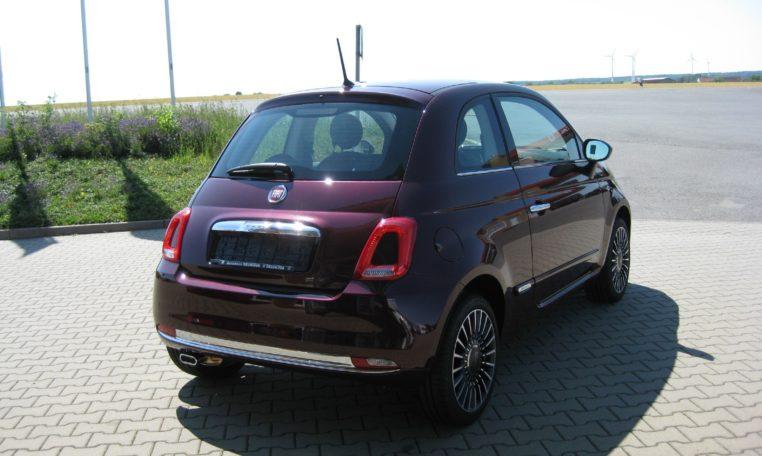 Fiat 500 neu Vfw Bordeaux 3
