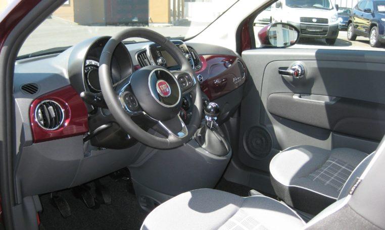 Fiat 500 neu Vfw Bordeaux 5