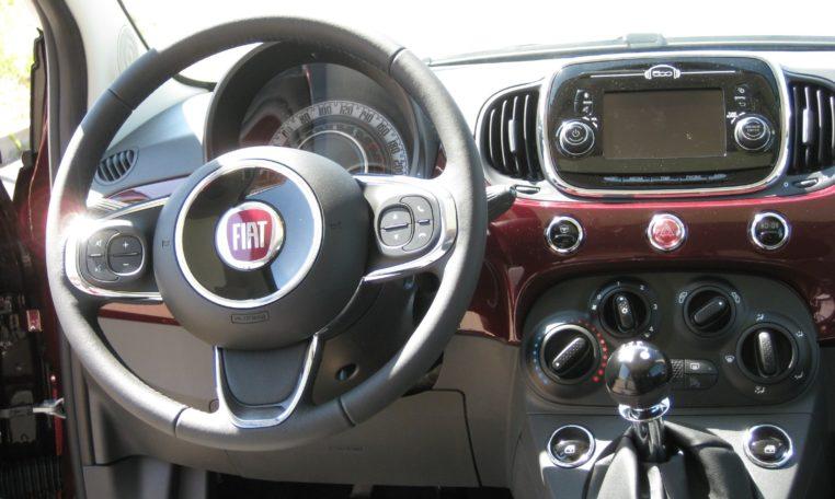 Fiat 500 neu Vfw Bordeaux 8