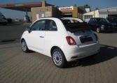 Fiat 500C Lounge weiß/schwarz 4