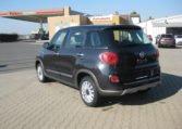 Fiat 500L Trekking Moda Grau Met 4