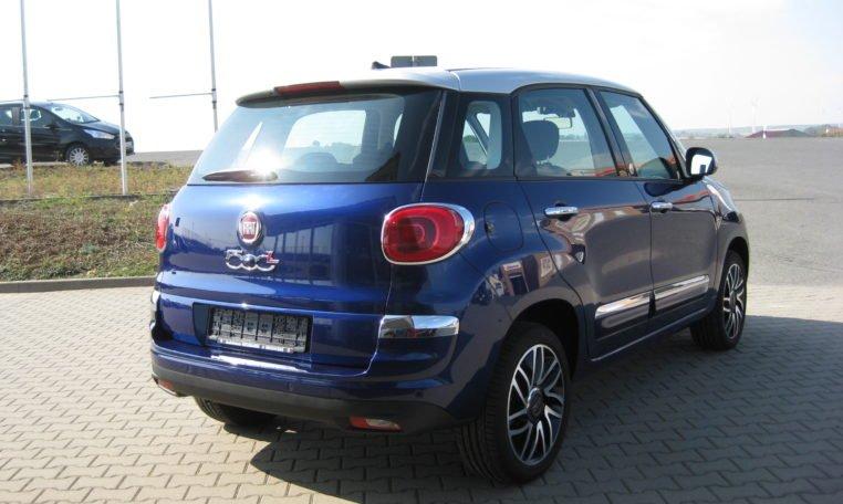 Fiat 500L Venezia Blau Met 3