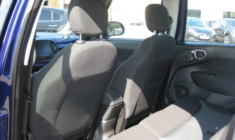 Fiat 500L Venezia Blau Met 5