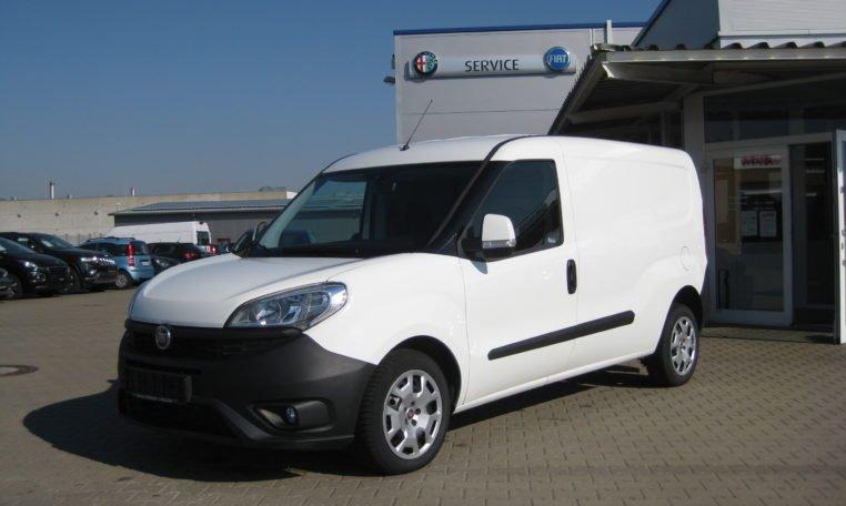 Fiat Doblo Cargo Maxi weiß 1