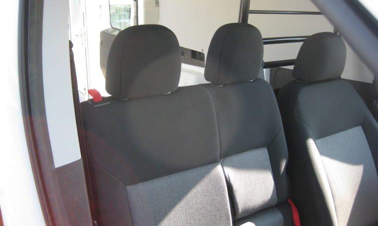 Fiat Doblo Cargo Maxi weiß 8