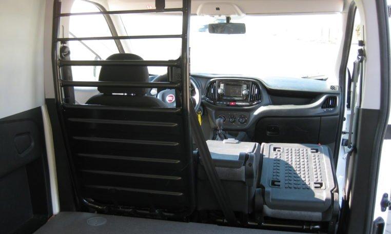 Fiat Doblo Cargo Maxi weiß 9