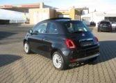 Fiat 500 Vesuvio Schwarz Met 4