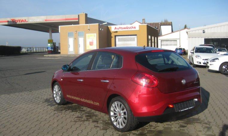 Fiat Bravo Maranello Rot Renninger 4