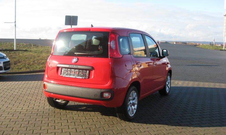 Fiat Panda Lounge rot 3