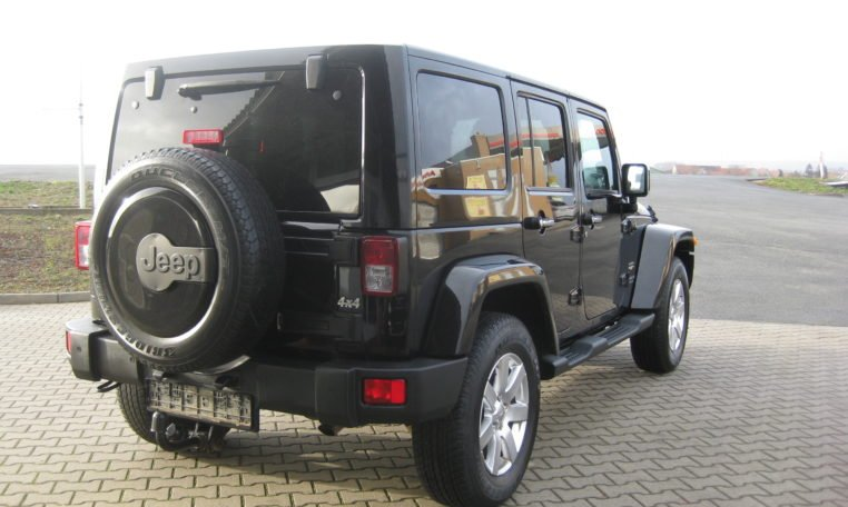 Jeep Wrangler Sahara Fellner 3