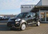 Fiat 500L Trekking schwarz 1