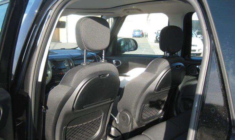 Fiat 500L Trekking schwarz 5