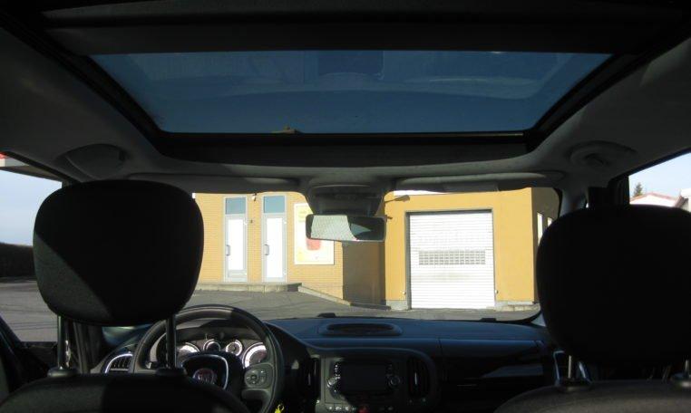 Fiat 500L Trekking schwarz 8